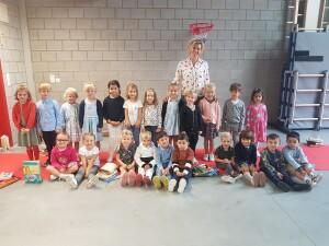 Foto's van de eerste schooldag!